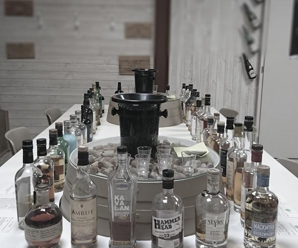 Dégustation Whisky Tarteaut Jean