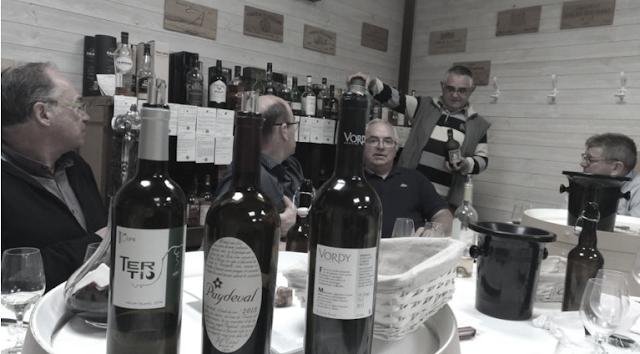 Dégustations vins plaisirs Bressuire